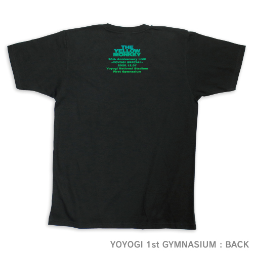 限定Tシャツ(YOYOGI SPECIAL COLOR)