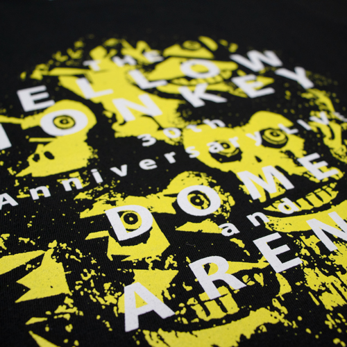 DOME and ARENA Tシャツ