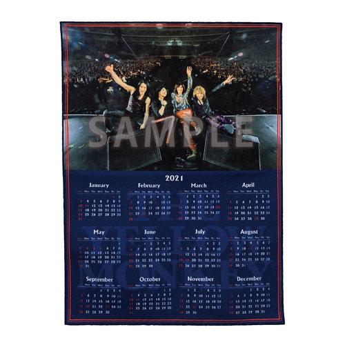 TYM 2021 Cloth Calendar