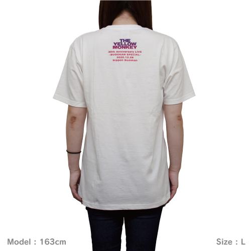 限定Tシャツ(BUDOKAN SPECIAL COLOR)