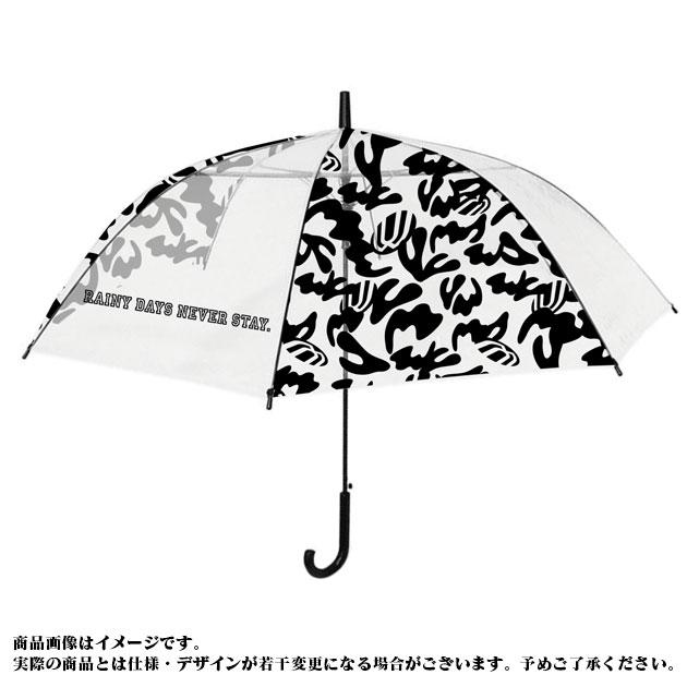 【克哉 Produce】Uw Umbrella(ビニール傘) ブラック