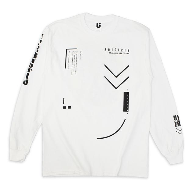ロングスリーブTシャツ(ホワイト) - LIVE 2019 at TOKYO DOME