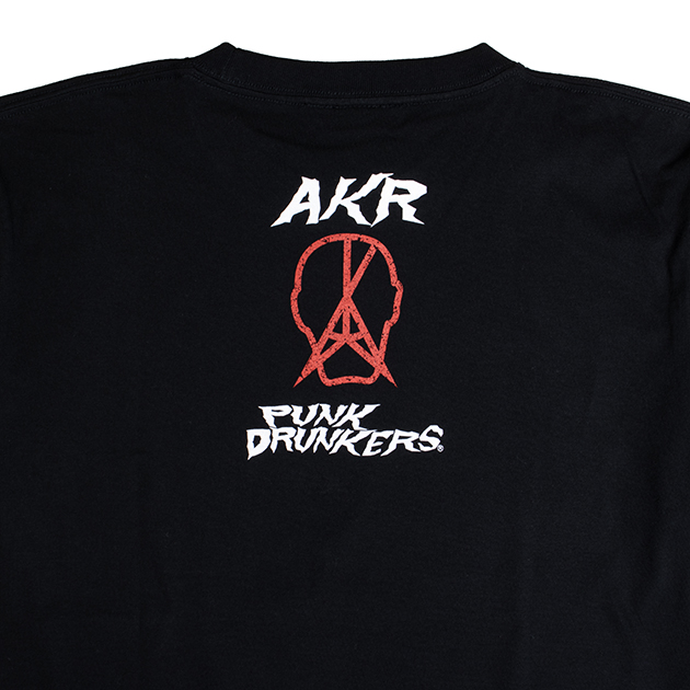 "【彰 Produce】AKR×PDS  ""AKIRAITSU"" TEE - LIVE HOUSE TOUR 2020"