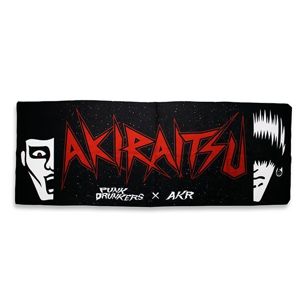 "【彰 Produce】AKR×PDS ""AKIRAITSU"" MICROFIBER TOWEL -A- - UNSER TOUR"