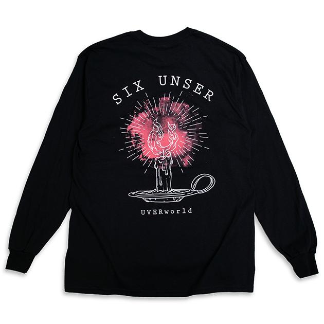 ロングスリーブTシャツ【B】 - UNSER TOUR