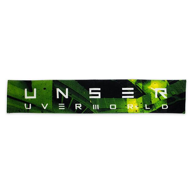 マフラータオル - UNSER TOUR