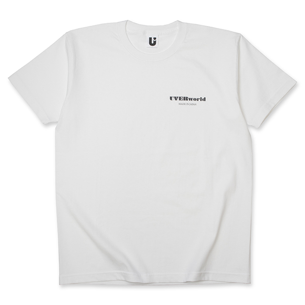 【TAKUYA∞ Produce】MADE IN JAPAN Tシャツ(ホワイト)