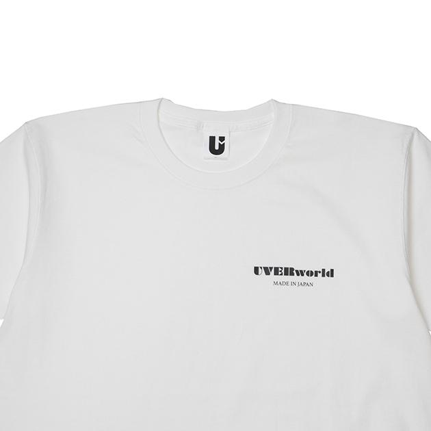 【TAKUYA∞ Produce】MADE IN JAPAN Tシャツ(ホワイト)