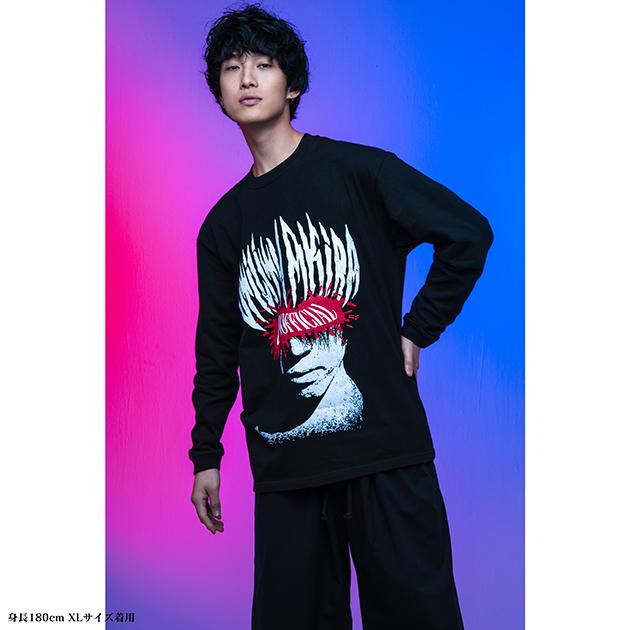 UTILITY × AKR ORIGINAL 「俺」T-SHIRT - LIVE HOUSE TOUR 2020