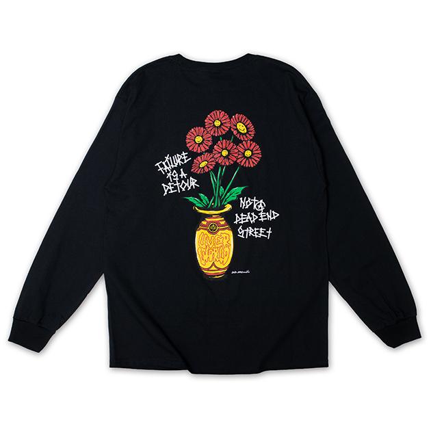 ロングスリーブ Tシャツ(ブラック) - ARENA LIVE 2020