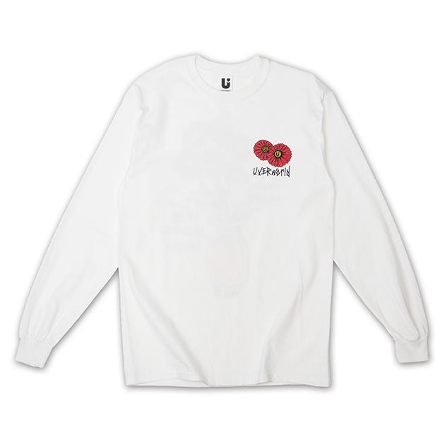 ロングスリーブ Tシャツ(ホワイト) - ARENA LIVE 2020