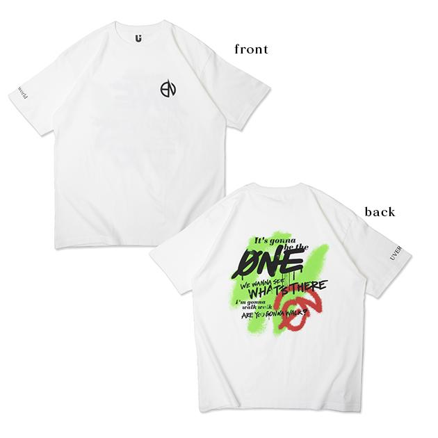 BIG Tシャツ【B】(ホワイト) - Premium Live 2021