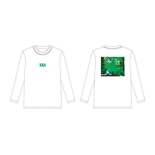 【ザアザア】ロンT-カメレオンVer.