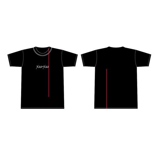 【ザアザア】縦断Tシャツ